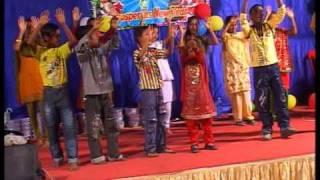 Hindi Christian Song Dance By Kids (har Din Thu Vachan Ko Pad Le)