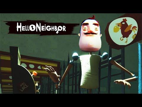 ГЛАВНЫЙ СЕКРЕТ СОСЕДА ► Hello Neighbor #4 (видео)