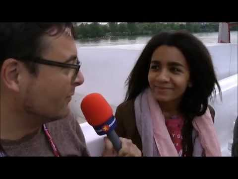 Latvia 2015: Interview with Aminata