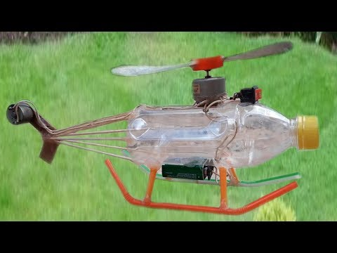 Download How to make an Electric helicopter motor-Very Simple hand made
