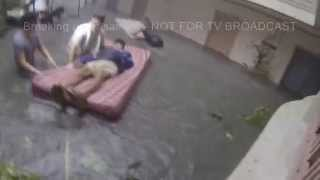 Haiyan: Filipinas bajo azote del tifón más violento de la historia