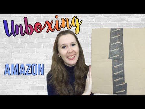 Unboxing Amazon | Leituras de Deni