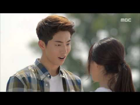 [Glamourous Temptation] 화려한 유혹 ep.2  Nam Joo-hyuk kisses to Kim Sae-ron 20151006