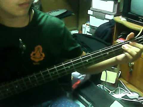 น้ำตาหอยทาก - พงษ์เทพ ( Bass Cover )