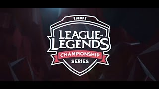 EU LCS Highlights: Week 1 Day 1   Spring Split 2018 by League of Legends Esports