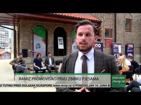 Ramiz Tutić predstavio zbirku pjesama