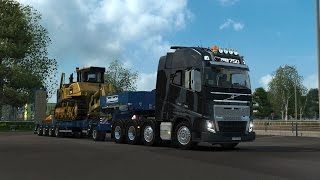 Little ride with the awesome new Heavy cargoes DLC.As i promised,  Scania V8 deep version 10 and new Daf stock sound are almost done ! Expect them very soon.Teaser of the exterior of the Daf WiP sound:https://www.youtube.com/watch?v=uKB0qYw0XeQFor those who missed that sound, you can find it here :http://sharemods.com/w40qm12tweud/Volvo_Stock_sound_V.2.0.scs.htmli'm very excited to finish those sounds and share them with you guys.Bye.Truck in the video is private.