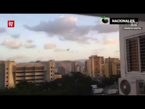 Helicopter attacks Venezuela�s Supreme Court