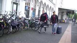 Voorzijde NS-station Leeuwarden wordt fietsvrij