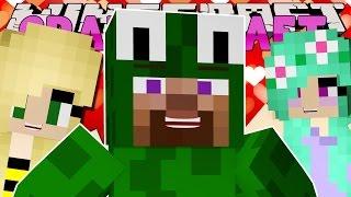 Minecraft - CRAZY CRAFT 3.0 - LITTLE LIZARD WANTS A GIRLFRIEND!