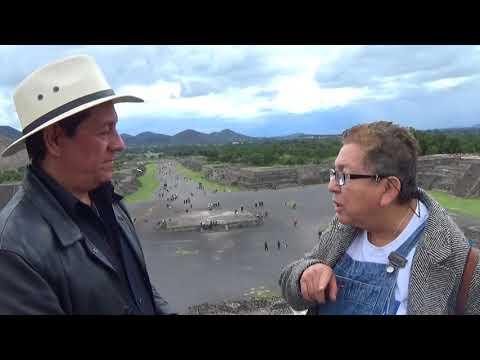Entrevista a Ruth Rodriguez Soto Mayor sobre migraciones pre americanas 30-09-17