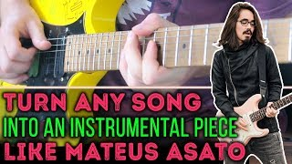 Video Cover Any Song In The Style Of Mateus Asato (How To) MP3, 3GP, MP4, WEBM, AVI, FLV Agustus 2018