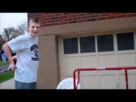 Best Hockey Shots Ever!