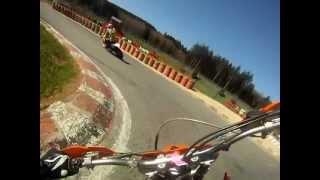 3. KTM 560 SMR Spa karting track