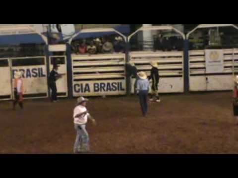 Expomam 2008-Rodeio em Touros