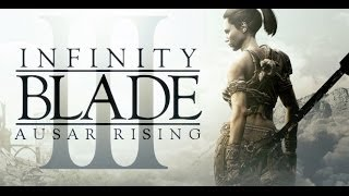 Infinity Blade III Ausar Rising Preview