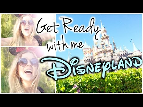 Get Ready With Me%3A Disneyland