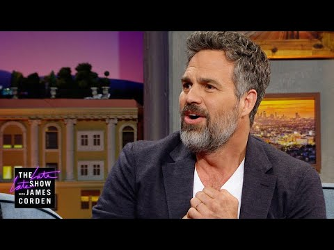 Mark Ruffalo Is Tom Hiddleston In Russia