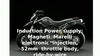5. Ducati Hypermotard 796 -  Specification Transmission