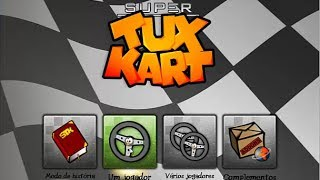 SuperTuxKart videosu