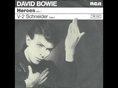 Tekst piosenki David Bowie - V-2 Schneider po polsku