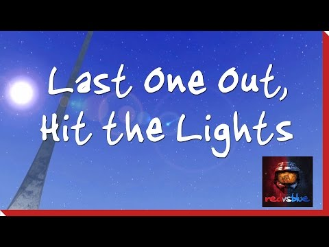Season 1, Episode 19 - Last One Out, Hit the Lights   Red vs. Blue