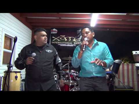 Video X3ME International Band Perform At Backyard Party May 2015 17 Download In