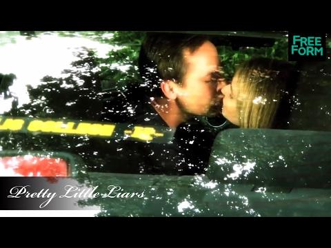 Pretty Little Liars   Season 1, Episode 3 Clip: Not so Nice to Meet You.   Freeform