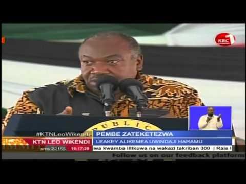 Rais Kenyatta akashifu vikali uwindaji haramu katika mipaka ya Kenya