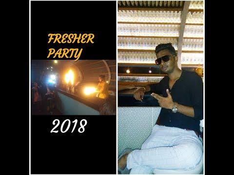 Fresher party 2018 |HD| | HEERIYE RACE 3 (CLUB MIX)|GANDHINAGAR|