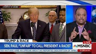 Video Sen. Paul Defends Trump After 'Sh*thole' Comment, Says It's 'Unfair' To Call #45 Racist MP3, 3GP, MP4, WEBM, AVI, FLV Januari 2018