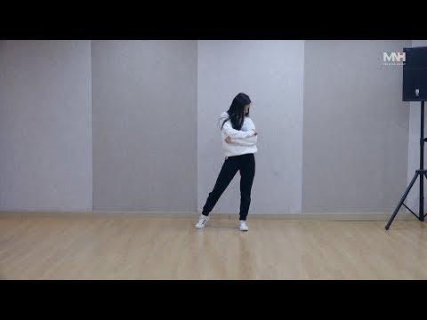 [Produce 48] MNH 이하은 기획사별 퍼포먼스 연습 영상