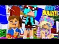 Minecraft Play School  Baby Leah Is Bullied For The Wrong Answer  Minecraft Roleplay