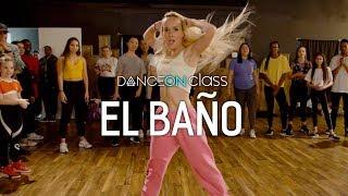 Video Enrique Iglesias - El Baño | Nika Kljun Choreography | DanceOn Class MP3, 3GP, MP4, WEBM, AVI, FLV Maret 2018
