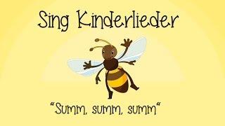 Summ, Summ, Summ - Kinderlieder Zum Mitsingen | Sing Kinderlieder