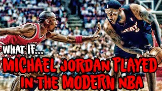 Video What If MICHAEL JORDAN Played In The Modern NBA? MP3, 3GP, MP4, WEBM, AVI, FLV Februari 2019