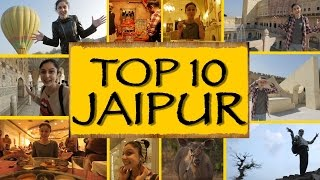Jaipur India  city pictures gallery : Top 10 Things To Do/See || Jaipur