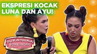 Video Karaoke Challenge! Ekspresi Kocak Luna Dan Ayu Bikin Ngakak - Suka Suka Sore Sore (29/1) MP3, 3GP, MP4, WEBM, AVI, FLV Mei 2019
