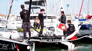 Diam24 - Tour de France à la Voile - 19 juillet 2017