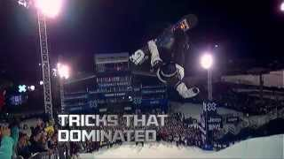 Winter #XGames Tricks That Dominated