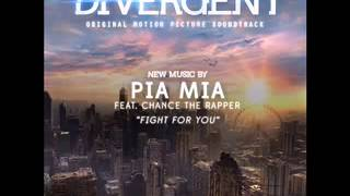 Thumbnail for Pia Mia ft. Chance The Rapper — Fight For You