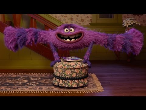 terri - Monsters University is now available on Blu-ray Combo Pack & Digital HD! Order: http://di.sn/dHe Like Monsters University on Facebook: https://www.facebook.c...