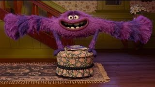 Terri & Terry and Art - Clip - Monsters University