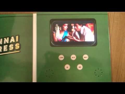 Chennai Express Videobook – Shah Rukh Khan & Deepika Padukone