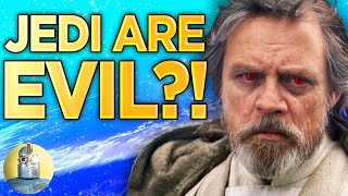 Star Wars fans are some of the most dedicated and passionate fans in the entire Galaxy, so it's no surprise how much they love to share their love of the franchise on social media. Today on Cinematica, we have our 9 favorite Star Wars theories on YouTube that have us rethinking what's in store next for Rey, Finn, Poe, and the rest of the resistance. So sit back and get ready to journey to a galaxy far, far away as we share our favorite theories! Darth Jar Jar - Vincent Vendettahttps://www.youtube.com/watch?v=8yy3q9f84EALeia's Hidden Power - Jon Solohttps://www.youtube.com/watch?v=4tnqFjTg5ZgWho really killed Uncle Owen and Aunt Beru - TheBigOReviewhttps://www.youtube.com/watch?v=8wG-gc8z-GwThe Jedi Are Evil - SuperCarlinBrothershttps://www.youtube.com/watch?v=nUrWyPJqeSkThe Ewok Theory - Cyborg Commandohttps://www.youtube.com/watch?v=Qds6Re-3hGoHan Solo's Dream - My Theoryhttps://www.youtube.com/watch?v=b4e31bhqES4-----------------------------------Click All The Links!----------------------------------- Like and Subscribe for more :Dhttps://www.youtube.com/channel/UCTyHgU6ddX9eXLeSr6KUoSQ Learn more about the Channel Frederator Network here:http://frdr.us/1ybpOuJ Check Out These Videos You May Have Missed!Worst Ways to Die in Star Wars ►► https://www.youtube.com/watch?v=Q40YMvbCzjA&index=6&list=PLJuFxb2ft3ZZtU4ObOkmxha-2MVGVXDR0Star Wars Episode IV: A New Hope ►► https://www.youtube.com/watch?v=GTKh9NJYIfY&index=21&list=PLJuFxb2ft3ZZtU4ObOkmxha-2MVGVXDR0Worst Star Wars Jobs ►► https://www.youtube.com/watch?v=JkDNQtv5lEU&index=2&list=PLJuFxb2ft3ZZtU4ObOkmxha-2MVGVXDR0-----------------------------------Credits-----------------------------------Written by: Alain PierreHosted by: Alain PierreGraphics and Edited by: Kyle Beauregard & Willian Ford-ConwayProduced by: Matt Gielen, Jake Krengel, Soy Nguyen, Elissa VallanoMusic by Audiomicro-Adventure in Outer Space-Journey into Distant Space-Space Arena-SpacepiratesCinematica is your new home for all things Movie & TV! From Doctor Who to Harry Potter, we'll be going through all your favorites and favorites you didn't know you even had! Let's watch smarter!-----------------------------------Image Sources-----------------------------------http://pastebin.com/KpkeZk1G