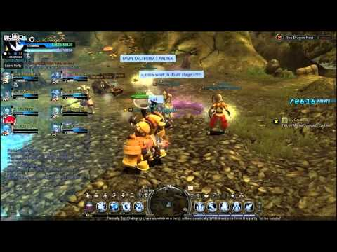 Dragon Nest SEA Sea Dragon Nest Raid Rounds 1-3