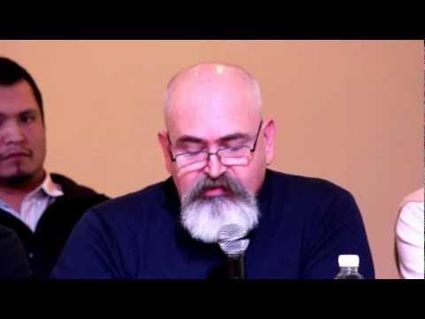 Enrique Jardel argumenta sobre Wirikuta