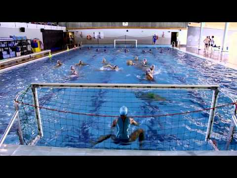 Master Class Club Waterpolo Chiclana, con Jenny Pareja y Laura Ester