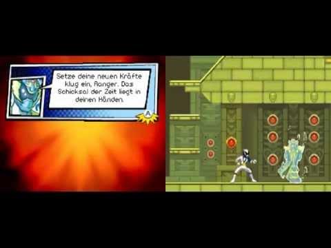 Power Rangers : Super Legends Nintendo DS