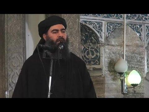 Première apparition supposée en vidéo du chef de l'Etat Islamique